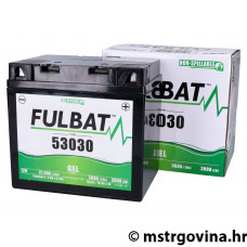 Battery Fulbat 53030 GEL (F60-N30L-A)
