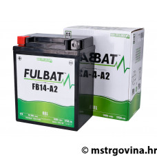 Battery Fulbat FB14-A2 GEL (12N14-4A)