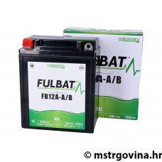 Battery Fulbat FB12A-A/B GEL (12N12A-4A-1)