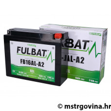 Battery Fulbat FB16AL-A2 GEL