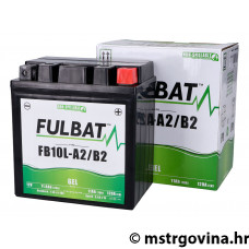 Battery Fulbat FB10L-A2/B2 GEL