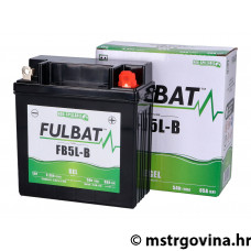 Battery Fulbat FB5L-B GEL