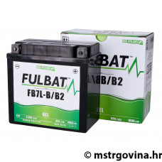 Battery Fulbat FB7L-B/B2 GEL