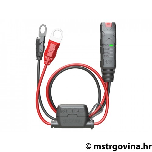 Battery charge level indicator NOCO X-Connect 12V sa LED display