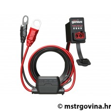 Battery charge level display NOCO X-Connect 12V Dashmount Indicator