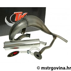 Auspuh Turbo Kit Bufanda R E-oznaka za Beta RR6 KTM agregat