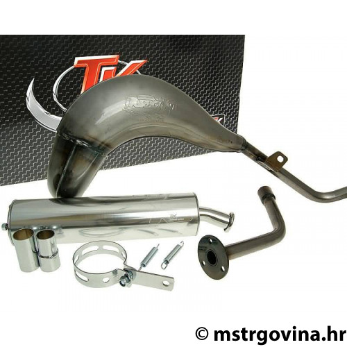 Auspuh Turbo Kit Bufanda R E-oznaka za Beta RR50 (03-07)