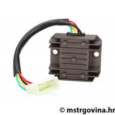 Regler / regulator napona za Kymco Dink, Yager, People, Xciting, Malaguti Ciak