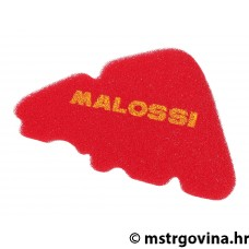 Zračni filter Malossi double Red Sponge za Piaggio Liberty 50, 125, 150, 200cc 4-t, Derbi Sonar 125