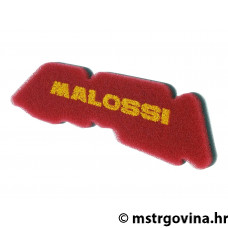 Zračni filter Malossi double Red Sponge za Derbi, Gilera, Piaggio
