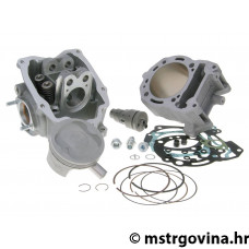 Cilindar kit Malossi Power Cam 218cc za Piaggio Leader (karburator)