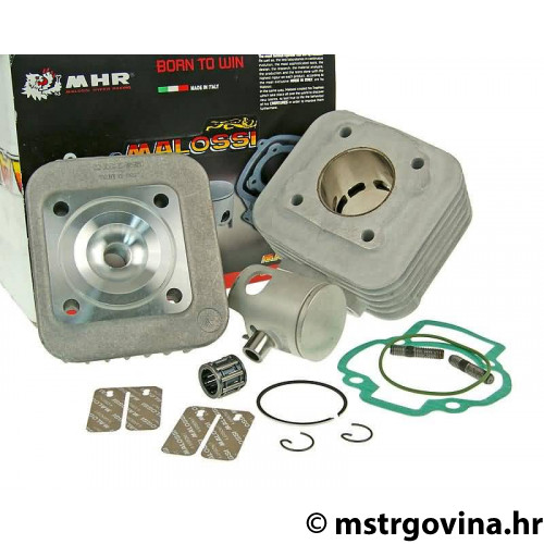 cylinder kit malossi mhr racing 50cc for piaggio ac. Black Bedroom Furniture Sets. Home Design Ideas