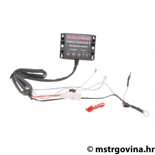 CDI injection module Malossi Force Master 2 za Yamaha WR 125ie, YZF-R 125ie -2013