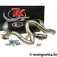 Auspuh Turbo Kit GMax 4T E-oznaka za Honda Forza (-07), Foresight 250