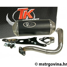Auspuh Turbo Kit GMax 4T E-oznaka za Honda Lead 100 (-07)