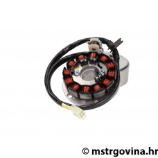 Namotaji i rotor OEM za Minarelli AM6 kick start (Power gore MORIC ignition)