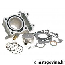 Cilindar kit Naraku 125cc 52.4mm za Honda SH, NES, FES, PES, Keeway Outlook, Tell Logik 125