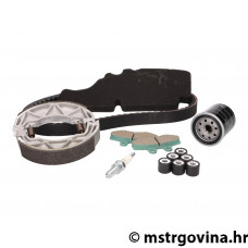 Servicing kit OEM za Piaggio Fly 125, 150, TPH 125 10-