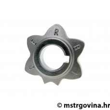 Interlock prirubnica shift drum OEM za Piaggio / Derbi engineD50B0