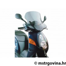 Vizir Puig City Touring zatamnjeni za Honda Spacy CH 125