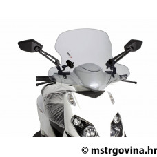 Vizir Puig City Touring zatamnjeni za Aprilia Sport City One 125