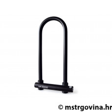 Lokot U-lock high security specijalno ojačan čelik Urban Security U120 120x340mm oversize