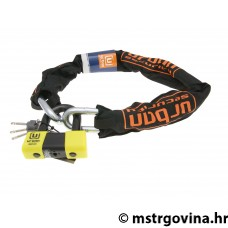 Lokot za motocikl / skuter / bicikl High Security Urban Security U75 d=15mm, l=100cm