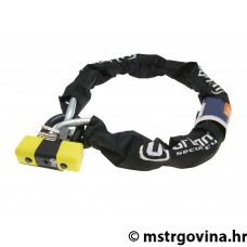 Lokot za motocikl / skuter / bicikl High Security Urban Security U75 d=15mm, l=120cm