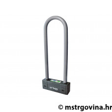 Lokot U-lock high security specijalno ojačan čelik Urban Security UR85 85x300mm